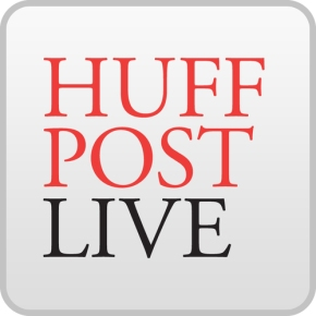 James Featured Panelist for HuffPost Live! TV