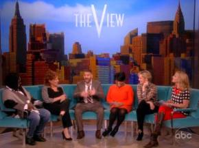"My Client on ""The View"" Styled by Me!"