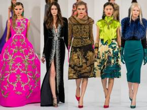 My Favorite from Fashion Month: Oscar de la Renta