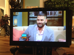 Guillermo Diaz for Access Hollywood Styled by Me