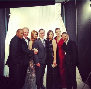 Cast Photo - NAACP Image Awards 44th