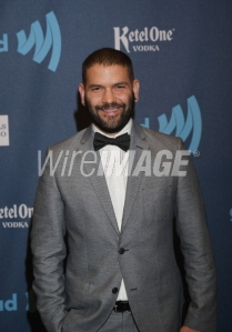 Guillermo Diaz at GLAAD Awards