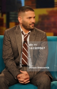 Guillermo Diaz at The View