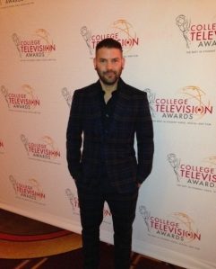 Guillermo Diaz at College Emmy Awards